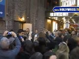 Hugh Jackman Meets Fans At &#039 Back On Broadway&#039