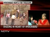 Hyderabad Hunts For Treasure