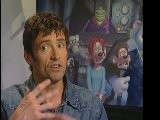 HUGH JACKMAN HOOKED ON ANIMATION FOR FLUSHED AWAY