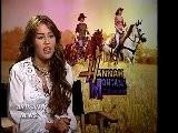 Hannah Montana Hopes To Throwdown And Climb DVD Charts