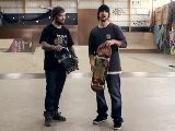 How To Skateboard With Bam Margera: Advanced Tricks How To Hardflip