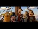 Hugh Grant And Salma Hayek In Pirates! Band Of Misfits Trailer
