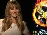 HitFix The Hunger Games: Interview With Jennifer Lawrence