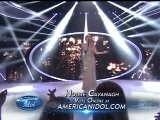 Hollie Cavanagh, Top 12 Finalists Compete American Idol 2012