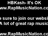 HBKash - It&#039 S OK Rap Music Nation
