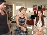 Heidi Klum On AOL - Kim Kardashian - Smokey Eye