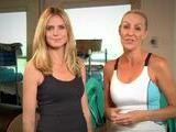 How To Find The Perfect Running Shoe With Heidi Klum