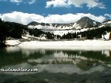 HD Stock Video - Peaks 01 Clip 05 - Time Lapse Stock Footage