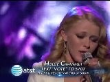 Hollie Cavanagh, Top 10 Performs American Idol 2012