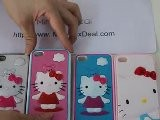 Hello Kitty IPhone 4S 4 Case Cover