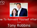 How To Reinvent Yourself After 50, From Tony Robbins