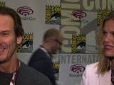 HitFix Peter Berg And Brooklyn Decker Talk &#039 Battleship&#039 At WonderCon 2012