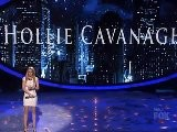 Hollie Cavanagh - Jesus Take The Wheel - American Idol 2012 Top 9