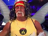 Hulk Hogan Sings Lady Gaga In Video To Promote Fitness
