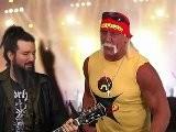 Hulk Hogan W Ron @Bumblefoot Thal Of Guns N&#039 Roses