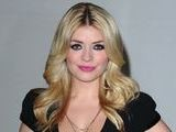 Holly Willoughby Wins Best Cleavage