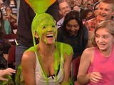 Halle Berry Gets Slimed