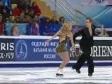 Isabella Tobias & Deividas Stagniunas - 2011 Rostelecom Cup - Short Dance