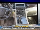 2011 Ford Taurus 4dr Sdn Limited FWD - Acura Of Fremont, Fremont