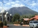 Indonesia Volcano Loses Steam
