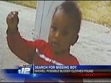 Investigators Find Shovel, Bloody Clothing In Search For Missing SC Boy
