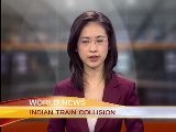 INDIAN TRAIN COLLISION