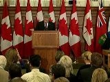 In His Victory Speech On Saturday, Newt Gingrich Refers To Canada And The Delayed Keystone XL Pipeline Project, CBC&#039 S Margo