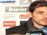 Iker Casillas Si Queremos Ganar La Liga BBVA Tenemos Que Estar Unidos