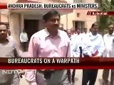 IAS Officers In Andhra Pradesh Revolt Against Ministers