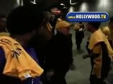 Ice Cube Leaves The Lakers Game
