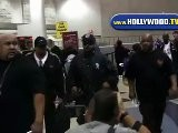 Ice Cube At LAX