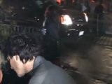 Ian Somerhalder , LOST In An Autograph Signing Frenzy At Scream 2010