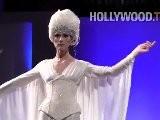 Isabel Zapardiez Desfile De Moda En El Couture Fashion Week New York 2012