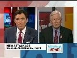 Interim Liberal Leader Bob Rae Reacts To The New Ad Released By The Tories Targeting His Record As Ontario Premier