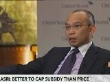 Indonesia&#039 S Basri Says Fuel-Price Increase Needed