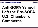 IT Associations Take Sides With SOPA Screencast