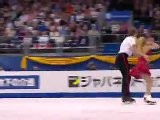 Isabella Tobias & Deividas Stagniunas - 2012 World Figure Skating Championships - Free Dance