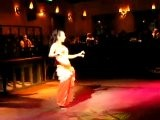 Jamila Johari Belly Dance Drum Solo @ Stratos