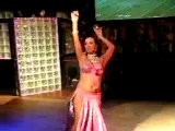 Jamila Johari Belly Dance Solo @ Stratos