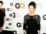 Jessica Biel And Jaime King At The GQ Party
