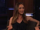 Jimmy Kimmel Live Maggie Q, Part 2