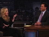 Jimmy Kimmel Live Christina Applegate, Part 2