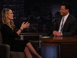 Jimmy Kimmel Live Molly Sims, Part 2