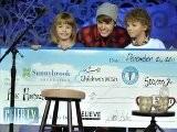 Justin Bieber&#039 S Charitable Christmas