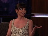 Jimmy Kimmel Live Christina Ricci, Part 1