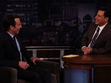 Jimmy Kimmel Live Will Arnett, Part 3