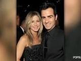 Jennifer Aniston Steps Out In A Sexy LBD With Justin Theroux