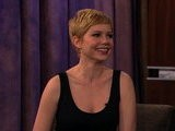 Jimmy Kimmel Live Michelle Williams, Part 1