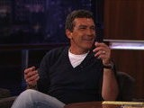 Jimmy Kimmel Live Antonio Banderas, Part 1