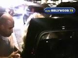 Janet Jackson And Tyra Banks Leave STK Together